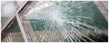 South Acton Smashed Glass